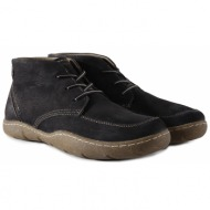 παπούτσια με κορδόνια hush puppies finnian sway hm01658