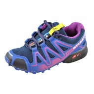 atlanta shoes παιδικό αθλητικό σκ.μπλε παπούτσι για κορίτσι kmc238-2-5