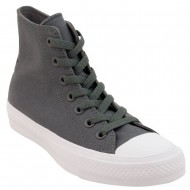 converse chuck taylor all star ii hi in thunder white 150147c
