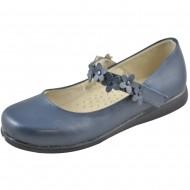 jl shoes μπλε παιδικη μπαλαρινα hx2014-14-1