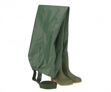 μπότα από pvc με ενσωματωμένο παντελόνι