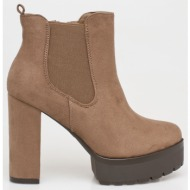 brooke chelsea boot, μπεζ - 69167/3