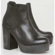 daisy chelsea boot, μαύρο - 74600/1