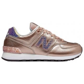 dda8772088f Παπούτσι classics 574 γυναικεια ροζ-χρυσο sneakers « opo.gr