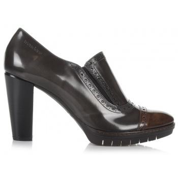 Παπούτσι δερμάτινο ankle παπούτσι wonders m-1721 λουστρίνι ... 5f9686f8ea3