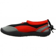 aqua-speed ​​jr red neoprene beach shoes