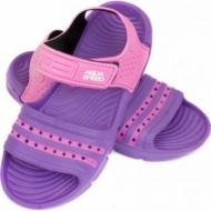 5d23800ecc7 sandals aqua-speed noli purple pink kids col. 93