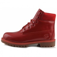 timberland 6 in premium wp boot cameo rose (ca151b)