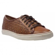 member shoes ανδρικά παπούτσια 813-15193a ταμπά