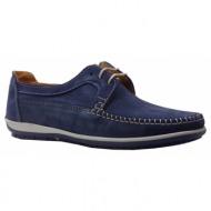 kricket αντρικά παπούτσια 210nabuk μπλέ