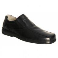 aeropelma duetto ανδρικά παπούτσια 771 μαύρο