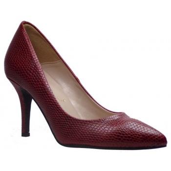 alessandra paggioti γυναικεία παπούτσια γόβες 83001 μπορντώ cobra σε προσφορά