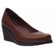 80ca581f00 envie shoes γυναικεία παπούτσια πλατφόρμα 02-317 ταμπά