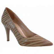 envie shoes γυναικεία παπούτσια e02-05082 μπεζ