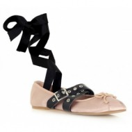 coolway γυναικεία παπούτσια μπαλαρίνες coreen 171 ροζ