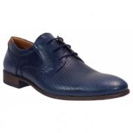 commanchero ανδρικά παπούτσια 91629-527 μπλε