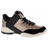geox - sneakers - σαμπανι - d642na γυν.υποδημα