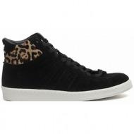 adidas sneaker ao hook shot ii - μαύρο σουέτ (g96317)