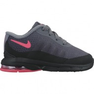 nike girl`s air max invigor (td) toddler shoe (749577-006)