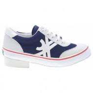 μπλε casual παπούτσια