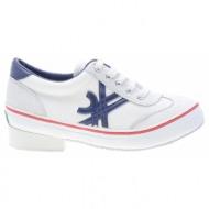 λευκά casual παπούτσια
