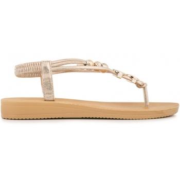 Παπούτσι γυναικεία σανδάλια 7010 - χρυσό με πέτρες « opo.gr 9adcb68d76b