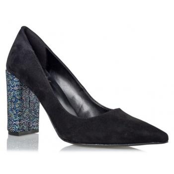 3aaf9a6a49b mairiboo by envie shoes γυναικεία παπούτσια γόβες m03-08403-34 μαύρο sagrada