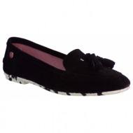 c51eedc3c78 yum gum γυναικεία παπούτσια mocassin mina 17sw604/01 μαύρο