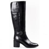 6d188395aed γυναικείες δερμάτινες μπότες geox - glynna d643cc 00043 c9999 μαυρο geox