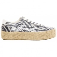 sneakers mtng sequins cebra silver (69516)