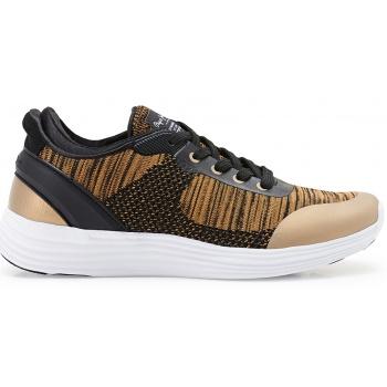 γυναικεία sneakers pepe jeans gold (pls30389)