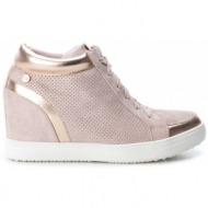 sneakers xti nude metallic (47624)