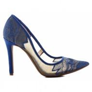 γυναικεία παπούτσια jessica simpson-δαντέλα και ύφασμα