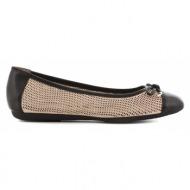 γυναικεία παπούτσια geox-μαλακό δέρμα νάπα περφορέ
