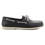 ανδρικά παπούτσια sperry-δέρμα τελατίνι γκοφρέ