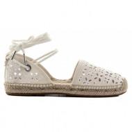 γυναικεία παπούτσια michael michael kors-ύφασμα