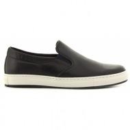 ανδρικά παπούτσια mr shoe by feng shoe-σταμπωτό δέρμα τελατίνι