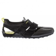ανδρικά παπούτσια dkny active-δέρμα τελατίνι και δέρμα καστόρι