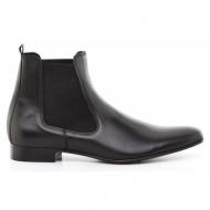 ανδρικά παπούτσια mr shoe by feng shoe-δέρμα τελατίνι