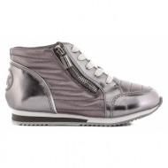 παιδικά παπούτσια michael michael kors-δέρμα τελατίνι μεταλ.& συνθ.τελατίνι μετ
