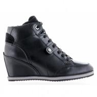 αθλητικά παπούτσια geox-δέρμα τελατίνι
