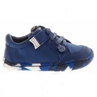 παιδικά παπούτσια camper-δέρμα τελατίνι και υφασμα