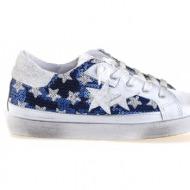 παιδικά παπούτσια 2 star kids-δέρμα τελατίνι και παγιέτες