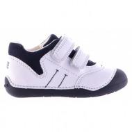 παιδικά παπούτσια geox-μαλακό δέρμα νάπα και υφασμα