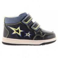 παιδικά παπούτσια geox-δέρμα νάπα και geobuck