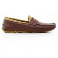ανδρικά παπούτσια fratelli rossetti one-δέρμα τελατίνι και υφασμα