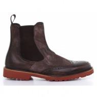 ανδρικά παπούτσια mr shoe by feng shoe-δέρμα καστόρι vintage