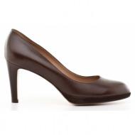 γυναικεία παπούτσια kαλογήρου private label-δέρμα τελατίνι και δέρμα καστόρι