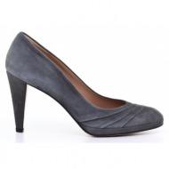 γυναικεία παπούτσια kαλογήρου private label-δέρμα καστόρι