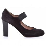 γυναικεία παπούτσια kαλογήρου private label-δέρμα καστόρι και λάστιχο